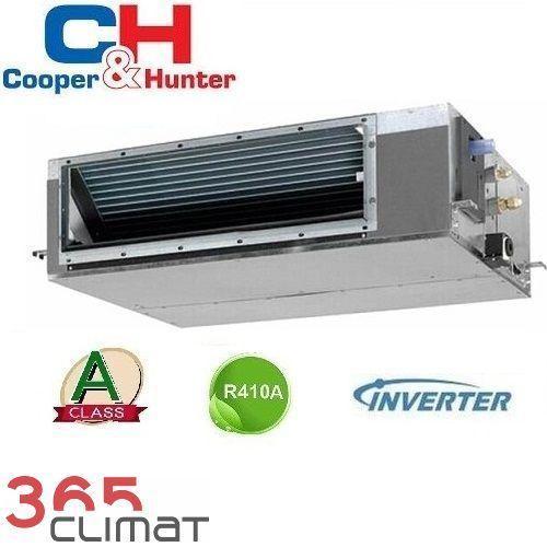 Cooper&Hunter Inverter Мульти-сплит Канальные блоки (-15°C)