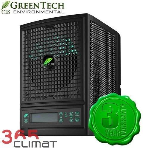 Кондиционер- Очиститель воздуха GreenTech GT3000 Professional