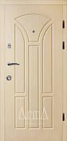 Двери входные Арма дуб беленый тип 3 модель 109 улица