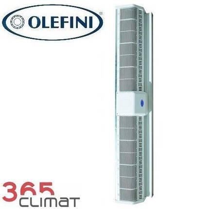 Кондиционер- Тепловая завеса с электрическим нагревом Olefini LKEH V, фото 2