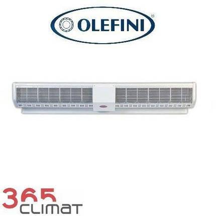 Кондиционер- Тепловая завеса с электрическим нагревом Olefini LKEH1, фото 2