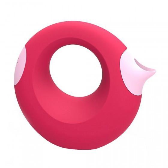 """Лійка """"CANA"""" 1L (колір вишневий+рожевий) QUUT 171416"""