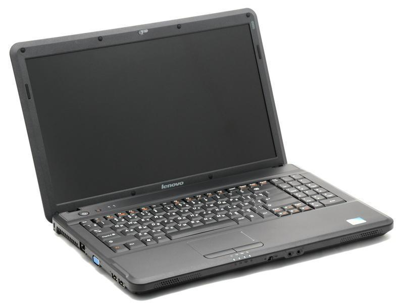 "Ноутбук Lenovo G550 15,6"" Intel T6500 | 4 Gb Ram | 250 Gb HDD"