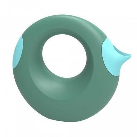"""Лійка """"CANA"""" 1L (колір зелений+блакитний) QUUT 171430, фото 2"""