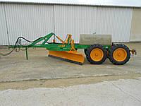 Грейдер Perrein TP 4000 4 метра 3900 кг. 4 колеса