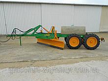 Грейдер Perrein TP 4000 4 метра 5900 кг. 4 колеса