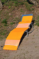 Матрац на шезлонг с подушкой, фото 1
