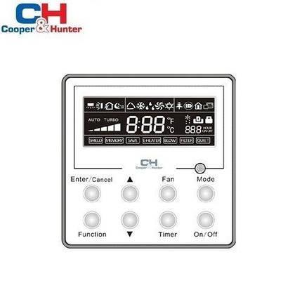 Кондиционер- Cooper&Hunter Напольно-Потолочные Inverter CH-IF18NK/CH-IU18NK, фото 2