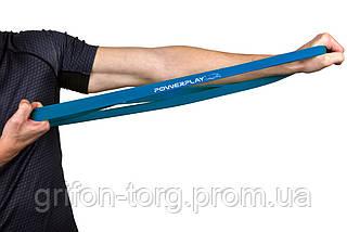 Резина для тренувань PowerPlay 4115 Heavy Синя, фото 3