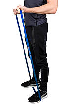 Резина для тренувань PowerPlay 4115 Heavy Синя, фото 2