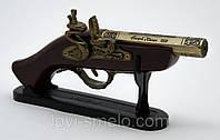Запальничка мушкет оригінальний подарунок