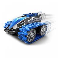 NIKKO Машинка на р/к NanoTrax blue