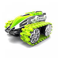 NIKKO Машинка на р/к NanoTrax green