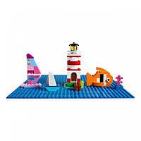 Конструктор LEGO CLASSIC Базовая пластина синего цвета
