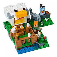 Конструктор LEGO MINECRAFT Курник