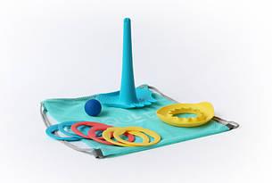 Набір для пляжу (тріплет+рінго+чарівна формочка+сумка) QUUT 170969, фото 2