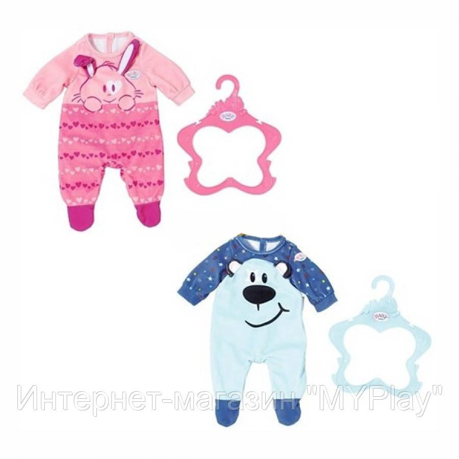 Одежда для куклы BABY BORN - СТИЛЬНЫЙ КОМБИНЕЗОН (2 в ассорт.)