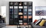 Книжные шкафы, стеллажи