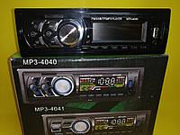 Магнитола для машины MP3 4040 FM/USB/TF