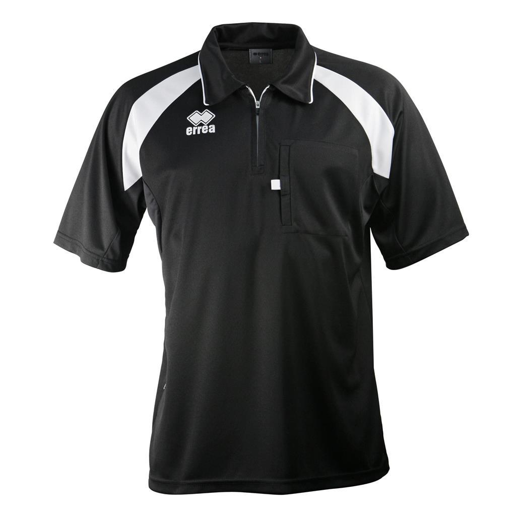 Футболка Errea ARBITRO M чорний/білий (C290000250)