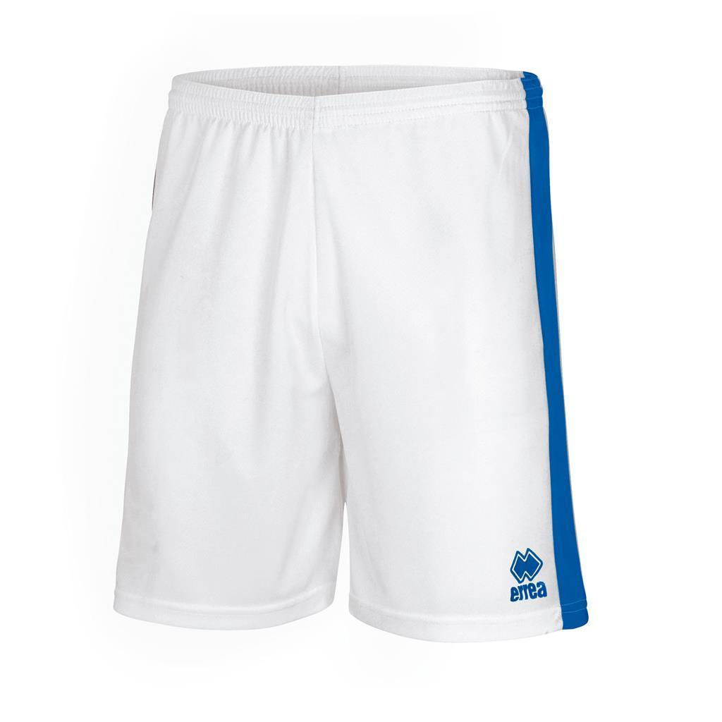 Шорты Errea BOLTON S белый/синий (D195000026)