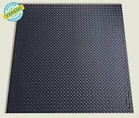 Модульное покрытие для спортивных залов Eva-Line CrossFit Slim Черный