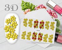 Слайдер 3Д-дизайн № 3DCR128