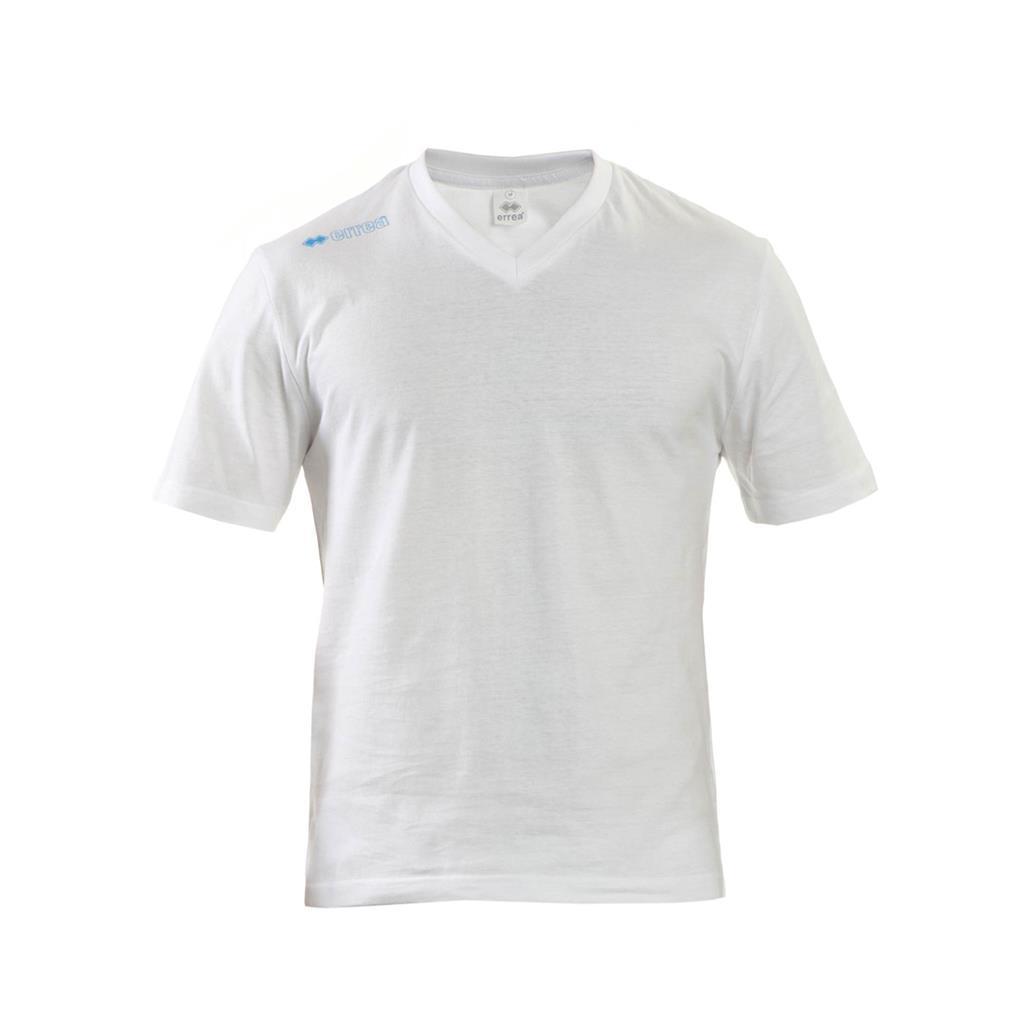 Футболка Errea PROFESSIONAL XXS белый (D383J000001)