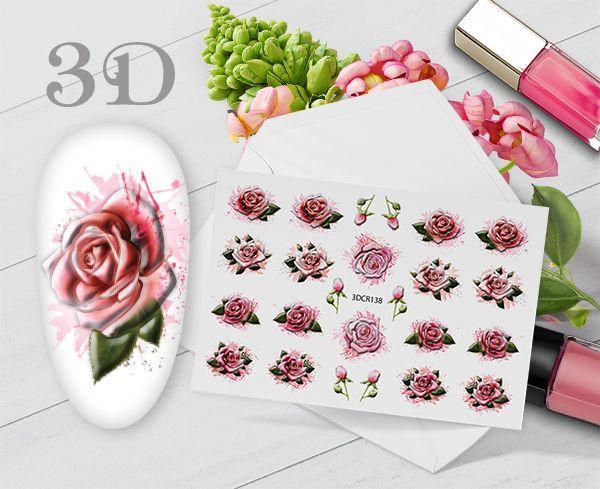 Слайдер 3Д-дизайн № 3DCR138