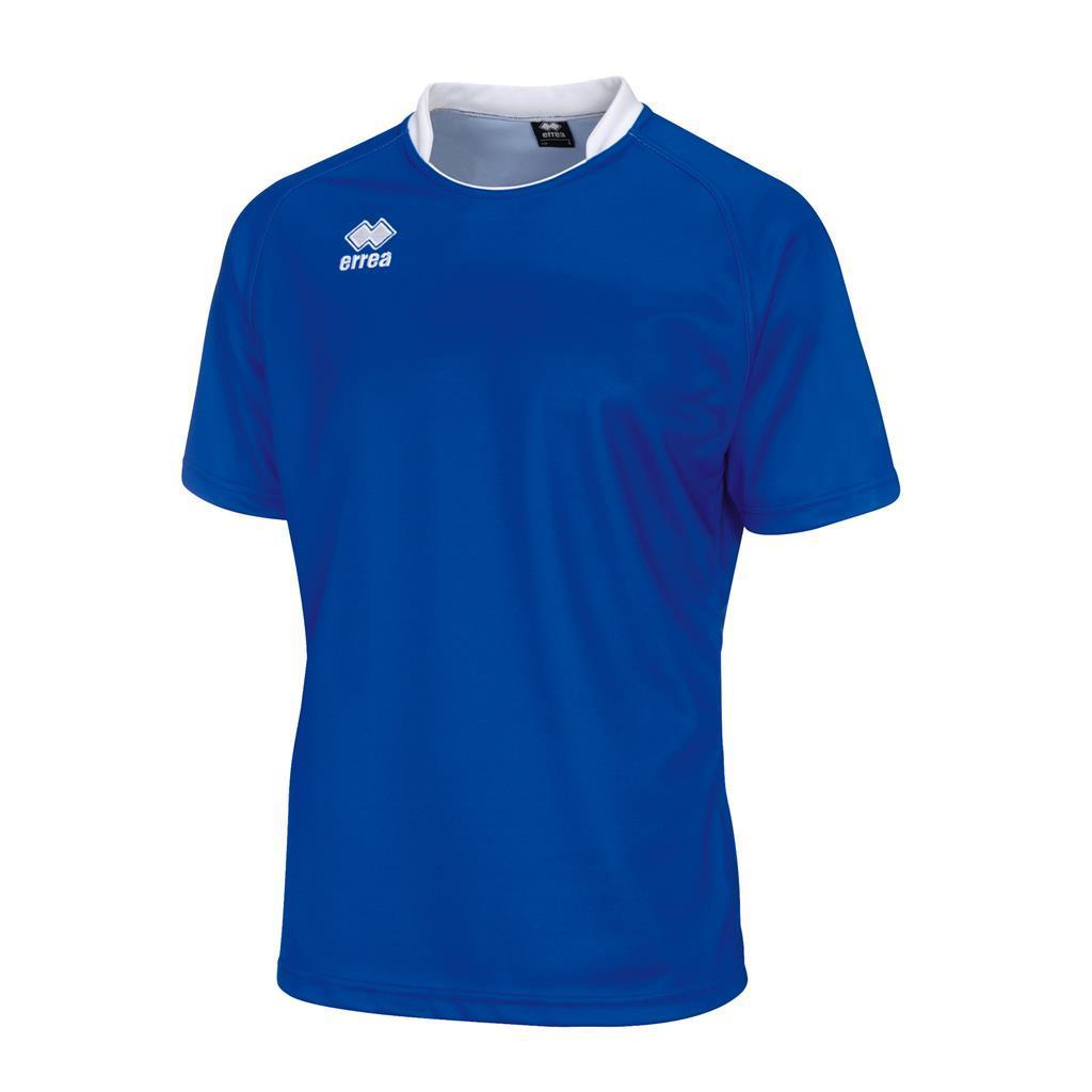 Футболка Errea MENDOZA XS синий/белый (D4031000150)