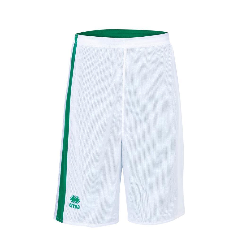 Шорти Errea SEATTLE DOUBLE M білий/зелений (D835000023)