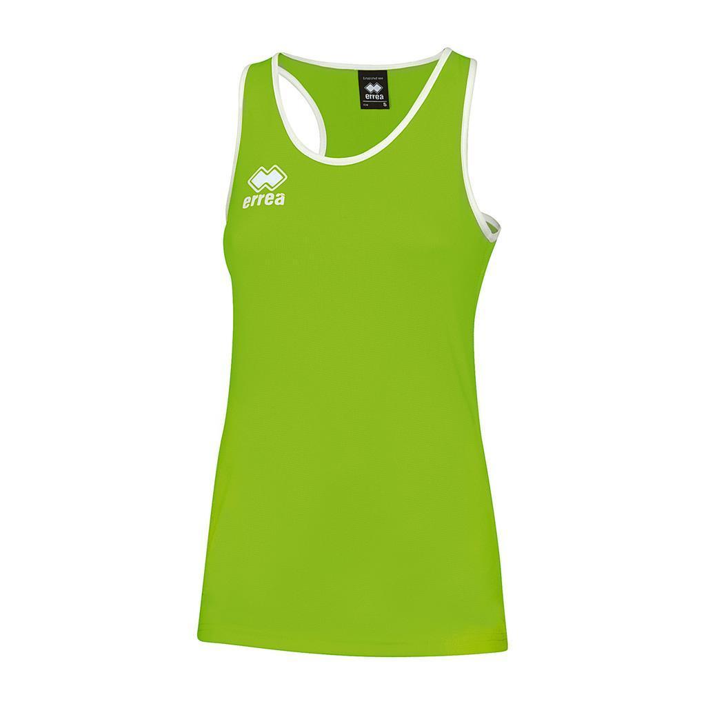 Майка Errea BOLT S флуо/білий зелений (DM1F0Z05790)
