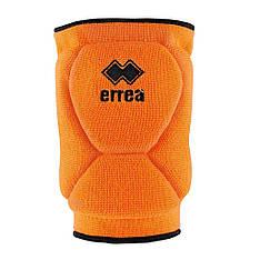 Наколенники Errea AYUARA L флуо/черный оранжевый (EA1Q0Z04930)