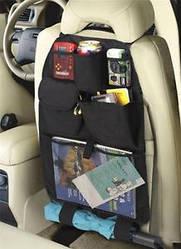 Органайзер автомобильный на спинку сидения Back Seat Organizer EstCar