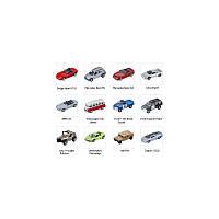 MAISTO Машинки игрушечные арт. 21001, 24 шт. в -коробке