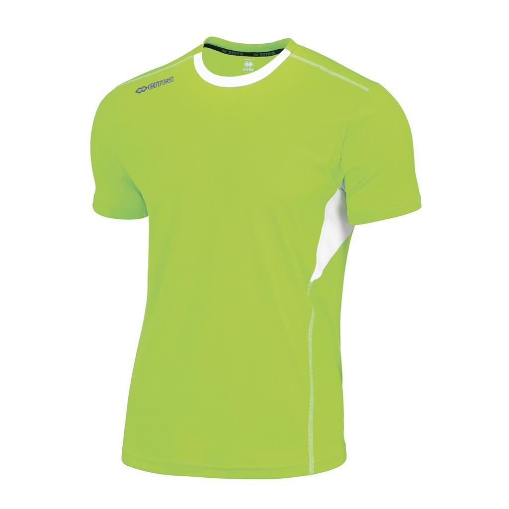 Футболка Errea STEN XS флуо/белый зеленый (EM0F1C05790)