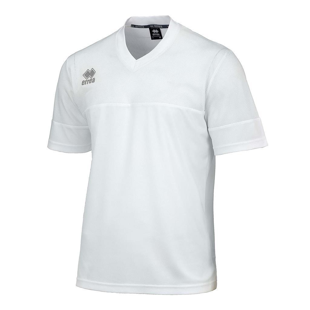 Футболка Errea HEAT M белый (EM0H0C00010)
