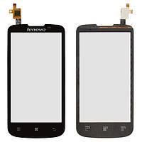 Сенсор (Touch screen) Lenovo A800 чёрный