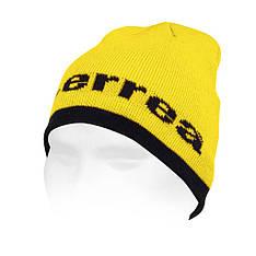 Шапка Errea MANTLE AD желтый/черный (T0640000081)