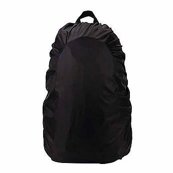 Чехол на рюкзак. 20-30 литров (черный)