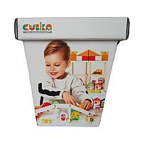 CUBIKA Конструктор Городок для мальчиков