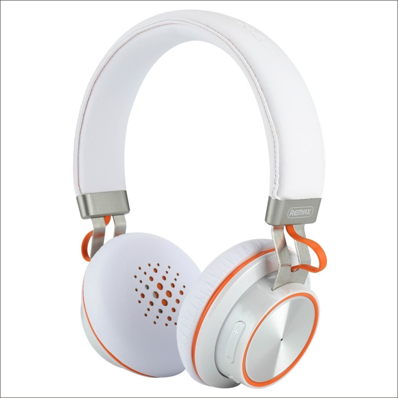 Наушники bluetooth Remax RB-195HB White