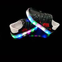 Кроссовки с подсветкой детские LB-702
