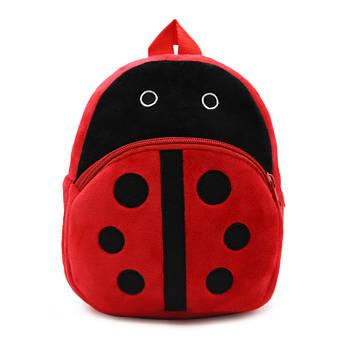 Детский рюкзак - Божья коровка. рюкзак игрушка