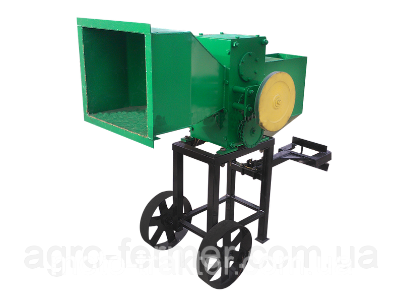 Подрібнювач гілок для мотоблока РМ-90М (діаметр 60-80 мм, довжина - до 170 мм)