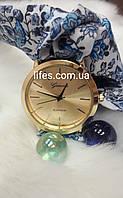 Женские часыGeneva ткань  цветочный принт., фото 1