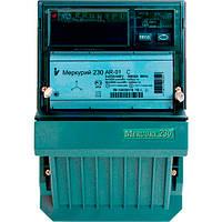 Счетчик электроэнергии Меркурий 230 AR-00 R трехфазный однотарифный
