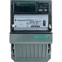 Счетчик электроэнергии Меркурий 230 AR-01 CL трехфазный однотарифный
