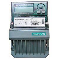 Счетчик электроэнергии Меркурий 230 ART-03 CLN трехфазный многотарифный