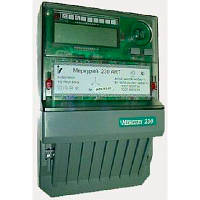 Счетчик электроэнергии Меркурий 230 ART-02 C(R)N трехфазный многотарифный